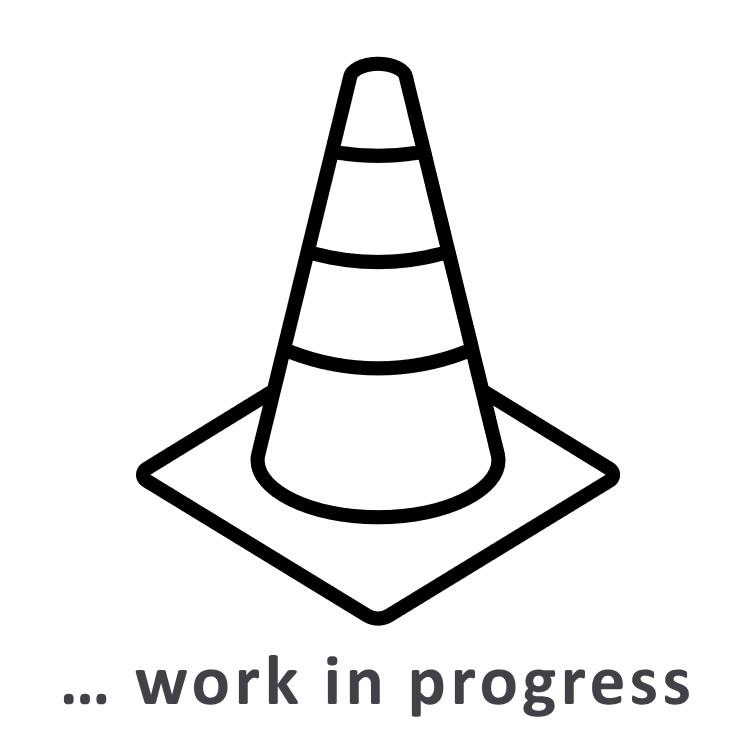 ... work in progress